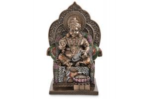 Кубера - индусский бог богатства Алтарная статуэтка