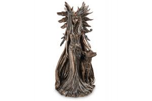 Геката Богиня магии и колдовства Алтарная статуэтка