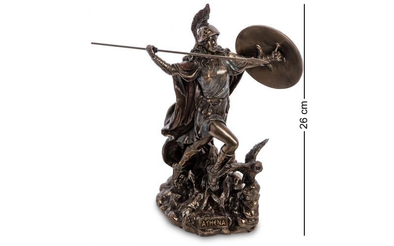 Афина Богиня мудрости и справедливой войны алтарная статуэтка