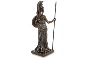 Афина - Богиня мудрости и справедливой войны Алтарная статуэтка высота 19,5 см