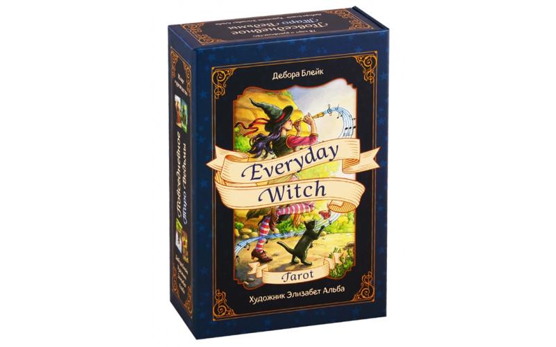 Everyday Witch Tarot / Повседневное Таро ведьмы