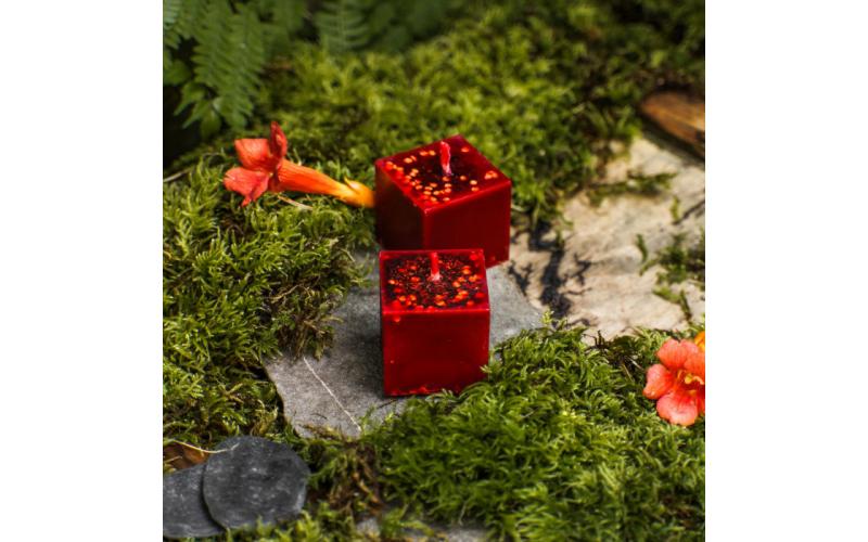 Страсть свеча-ритуал для любовной магии