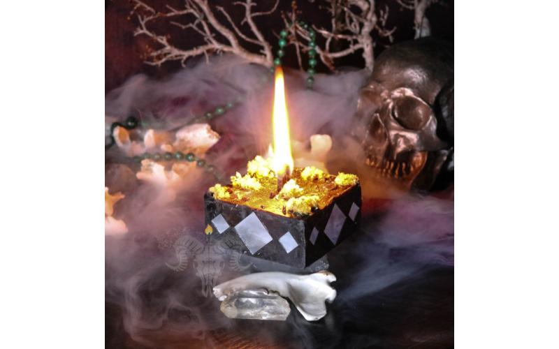 Отражение свеча-ритуал для зеркальной защиты