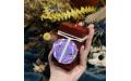 Шаманский Бубен свеча-ритуал с амулетом