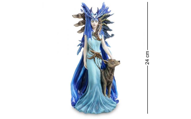 Геката Фентези Богиня магии и перекрестков алтарная статуэтка