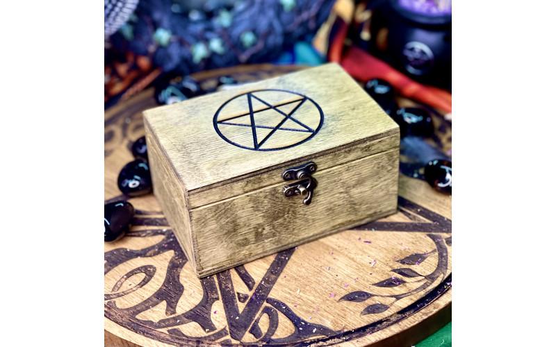 Шкатулка для Таро Элементарная магия