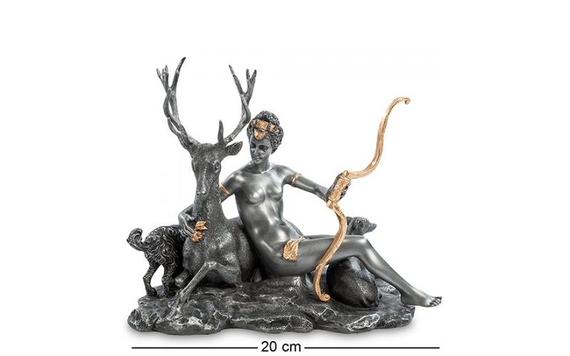 """Алтарная статуэтка """"Диана, богиня луны и охоты"""""""