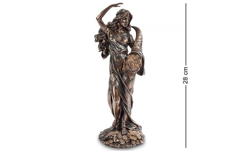 Фортуна Богиня удачи алтарная статуэтка