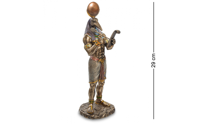 Тот бог мудрости и знаний алтарная статуэтка