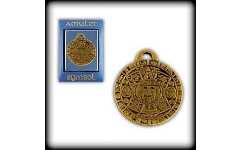 Амулет Календарь ацтеков