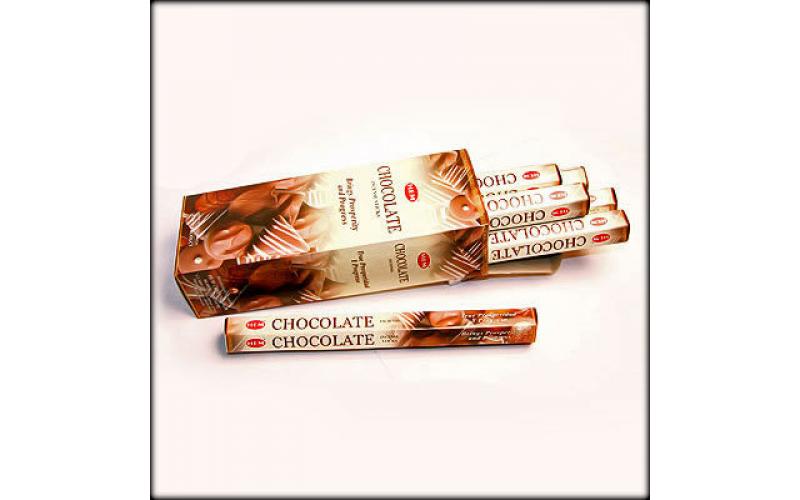 Благовония HEM Hexa Chocolate Шоколад