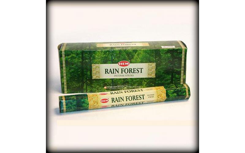 Благовония HEM Hexa Rain Forest Дождевой лес