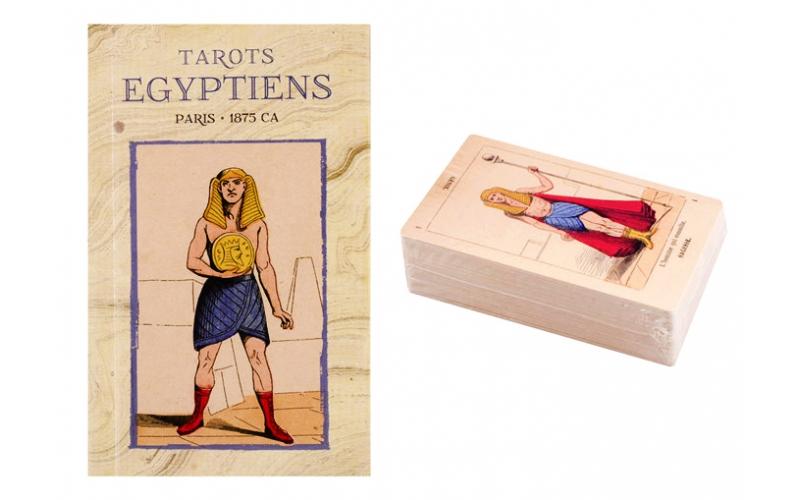 Египетское Таро Эттейлы (Tarots Egyptiens), лимитированное издание