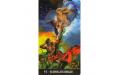 Набор Таро Апокалипсис (карты и книга на русском языке)